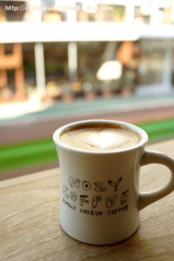 NOZY COFFEE◇ラテ(HOT)