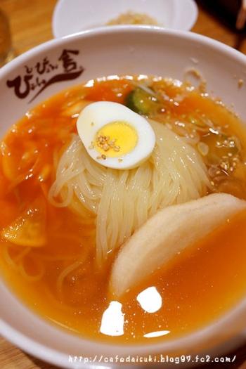 ぴょんぴょん舎スカイツリー店◇盛岡冷麺