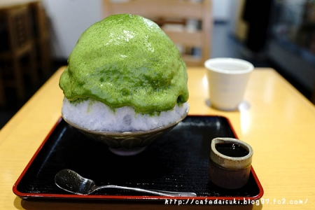 しもきた茶苑大山◇微糖抹茶