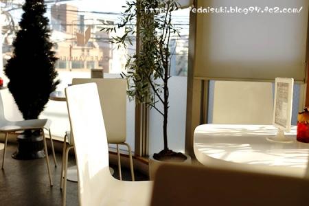 CAFE VANNIER◇店内