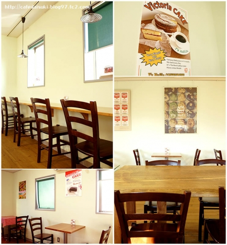 Y's Muffin Coffeehouse◇店内