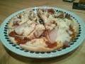 グルマンにくにくピザ(トマトソース)