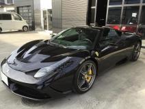 フェラーリ458 4