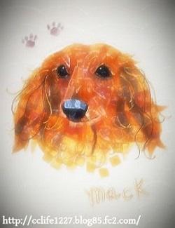 ペットの肖像画
