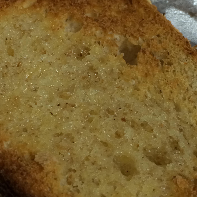 自家製パン。