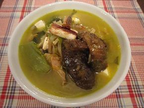 宝麺(タカラーメン)