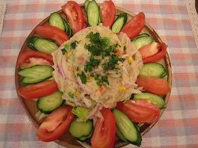 テンダーポテトサラダ