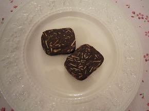 贅沢キャロブクッキー