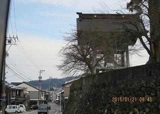 下新町とお寺