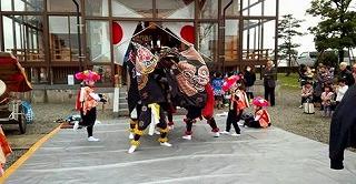 杉田春祭り