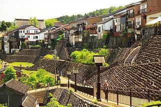 谷井さんの坂の街