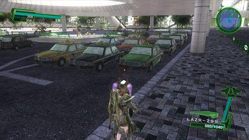タクシー乗り場が…