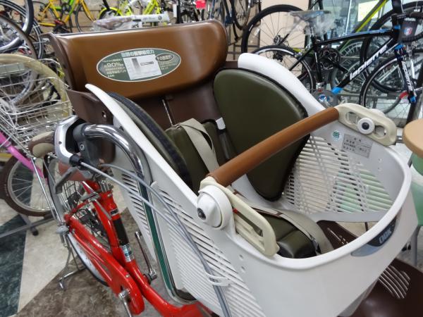 子乗せ自転車-3