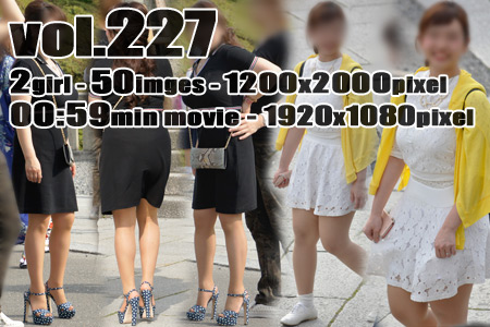 vol227-豊満爆乳魅力的過ぎるふくらみ(画像&動画)