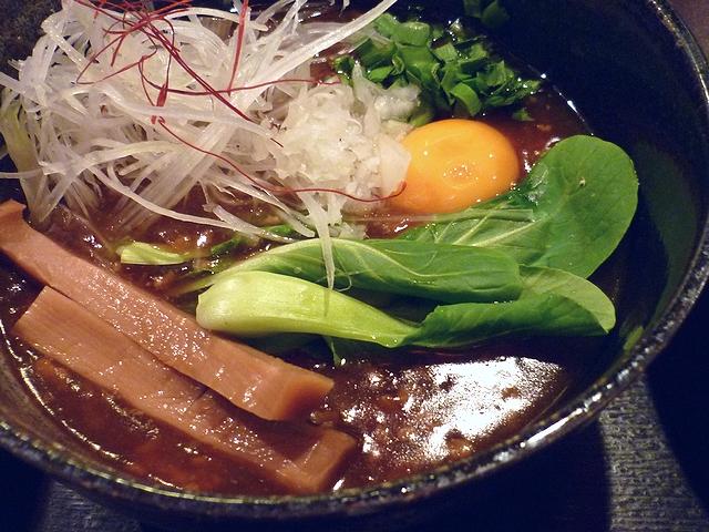 台湾とろみつけ麺のつけダレ