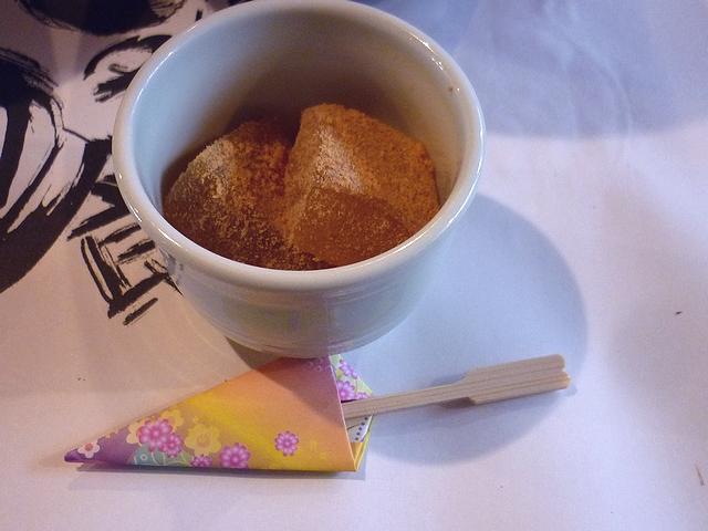 ミニワラビ餅