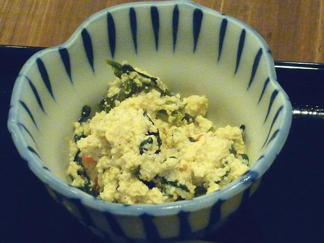 定食の小鉢