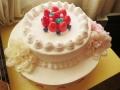 2015.3デコレーションケーキ