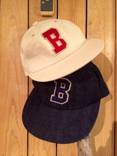 BB BワッペンCAP
