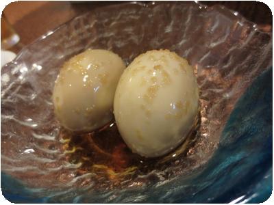 煮玉子(ニンニク)
