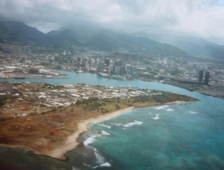 ハワイ2001年
