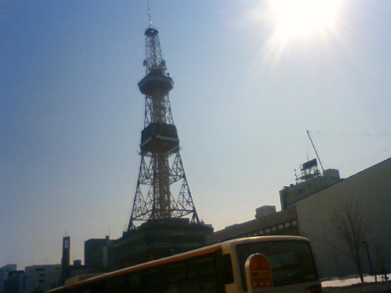 3月27日テレビ塔