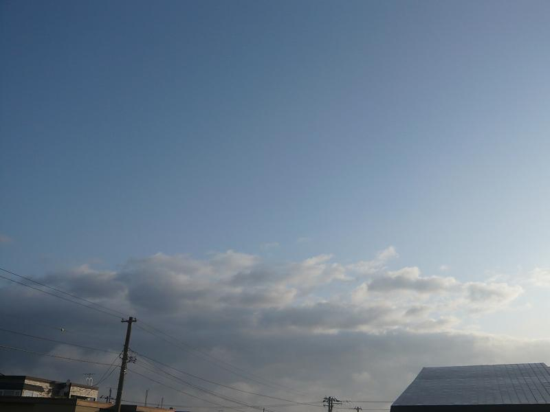 朝空5月13日