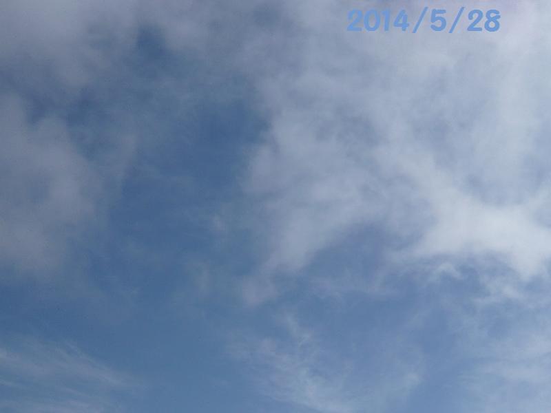 雲5月28日
