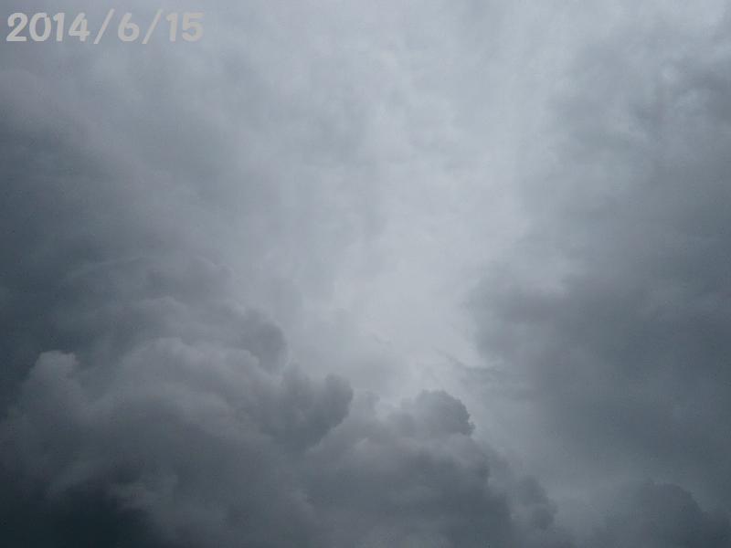 雲16月15日