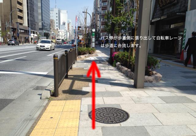 自転車はじめまして : 浅草通り ...