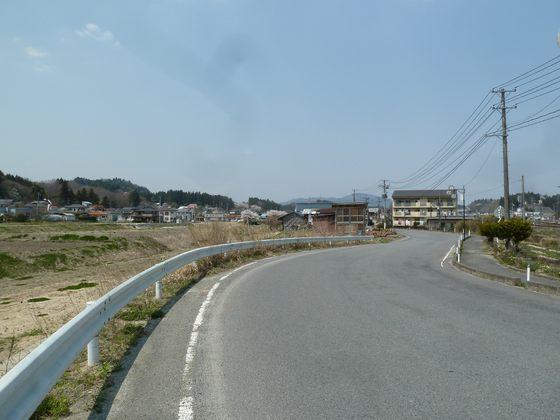 小野町の風景