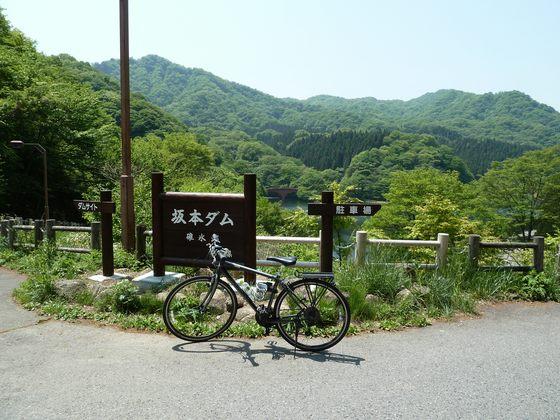 碓氷湖(坂本ダム)