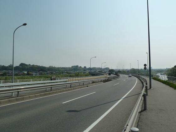 国道18号線安中バイパス