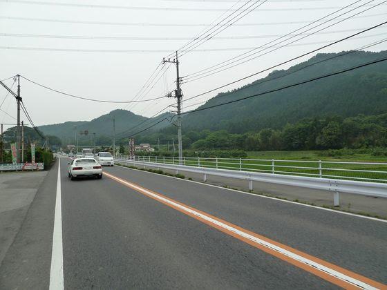 国道119号線宇都宮市徳次郎付近その2