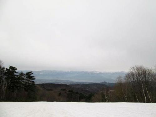 春真近の雪原遊び18