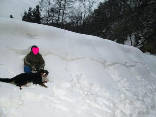 新雪と共に16