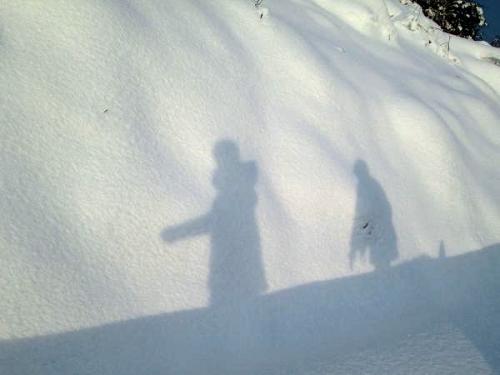 新雪と共に8