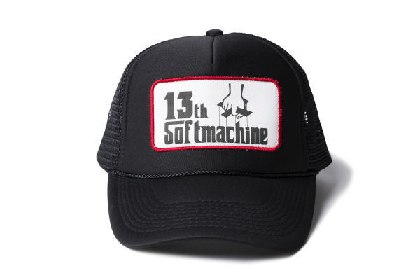 SOFTMACHINE 13TH GOD CAP