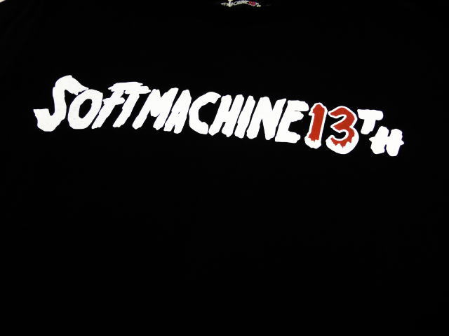 SOFTMACHINE 13TH FRIDAY MACHINE-T