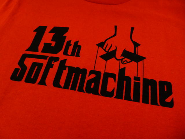 SOFTMACHINE 13TH GOD-T