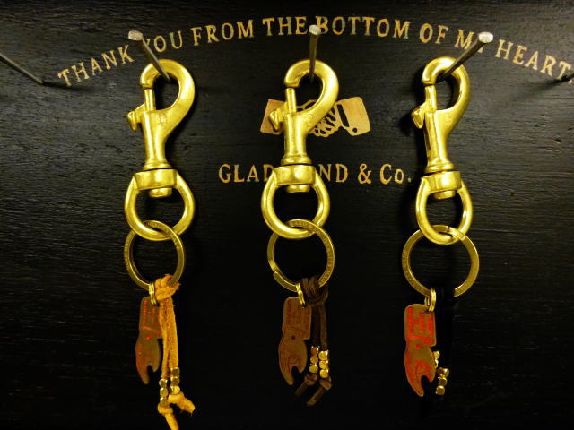 GLAD HAND GH SWIVEL SNAP KEY HOLDER
