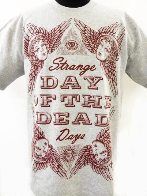 DAY OF THE DEAD STRANGE DAYS-T