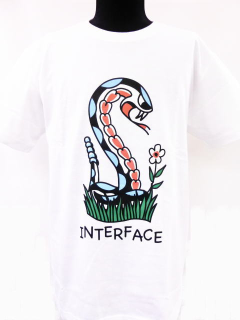 INTERFACE SNAKE TEE
