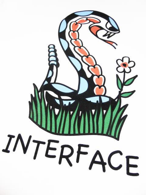 INTERFACE SNAKE TEE