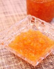 簡単レンジで柚子りんごジャム (273x350)