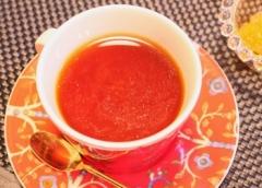 柚子リンゴジャム紅茶 (350x251)