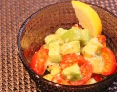 トマトとアボカド◇さっぱり旨サラダ (350x275)