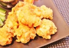 絶品♪ 鶏から揚げ(ザンギ) (350x244)