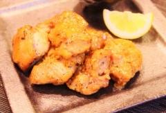 鶏さんで♪レモンバジル照り焼きチキン (350x237)