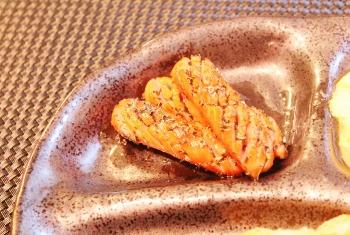 お弁当★バジル風味なウインナーソーセージ (350x235)